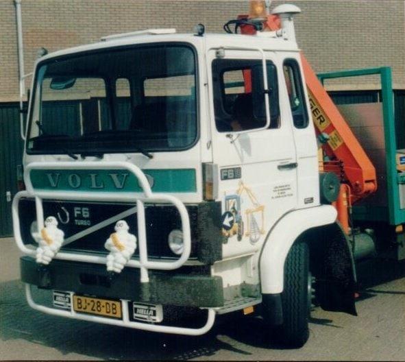 Vrachtwagen 1984 Gebr. Bonenkamp