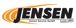 Logo van Jensen in kleur.